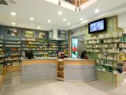 Dott. Baracchini - Ristrutturazione e arredo farmacia moderna
