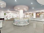 Dott.Caporale - Arredo farmacia moderna