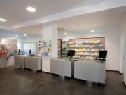 Dott. Cuccia - Arredo farmacia moderna hi tech