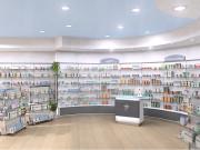 Farnacia Sermoneta- Arredo farmacia moderna