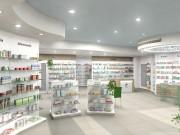 Dott.ssa Tamaselli- Arredo farmacia moderna