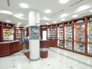 Dott.ssa Tancredi - Arredo farmacia classica