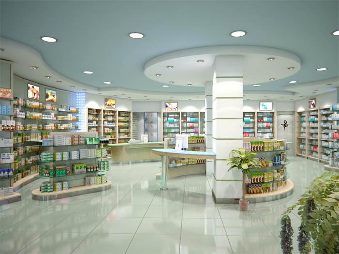 Dott. Vingiani - Arredo farmacia moderna